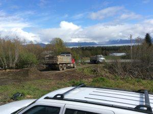 Rebuilding Driveway & Approach