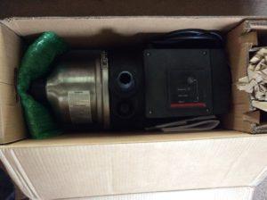 Grundfos MQ3-45 water pump