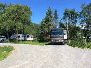 RV Site #2 and #3 occupied until 7/29 book now!