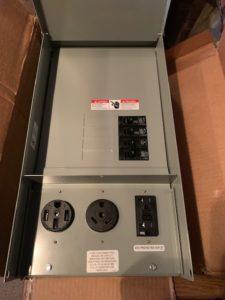 20-30-50 amp panel