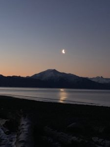 Rise and Shine over Kachemak Bay...