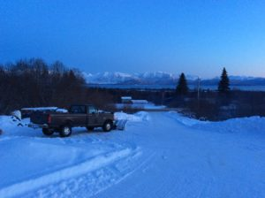 Winter RV Sites in Homer